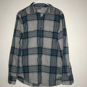 Jcrew brand casual button down shirt